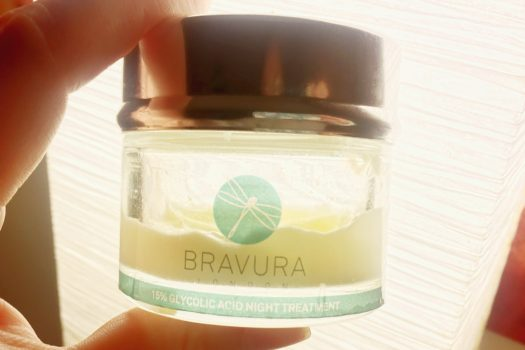 Bravura London Glycolic Acid 15% Night Treatment