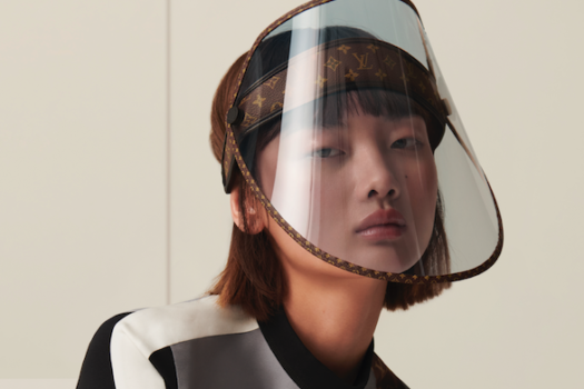 Louis Vuitton Shield –Luxury is reacting to pandemic
