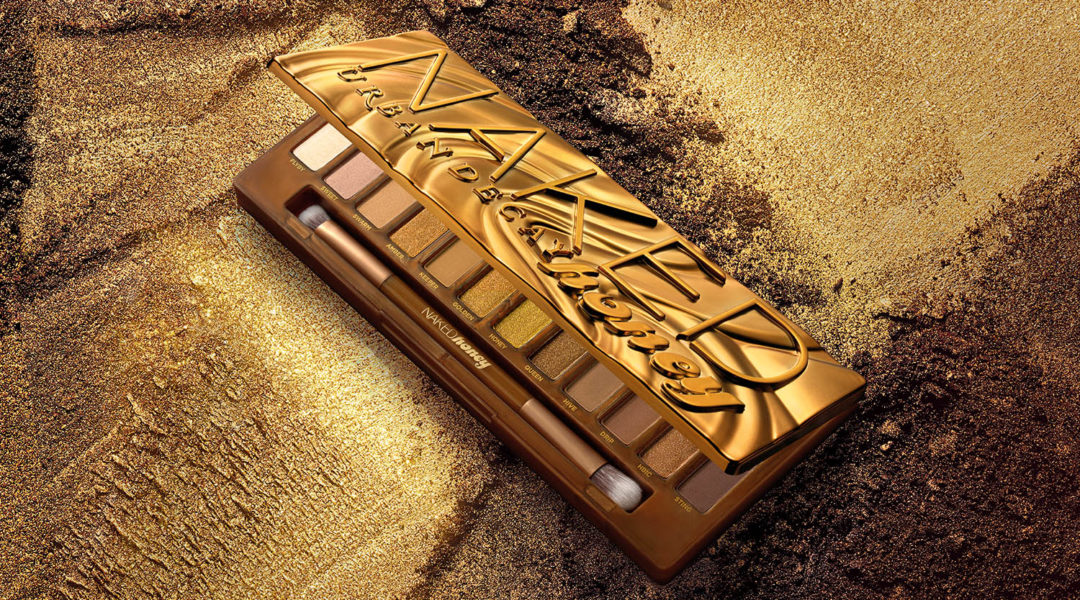 UD Urban Decay Naked Palette Eyeshadow Honey 2019